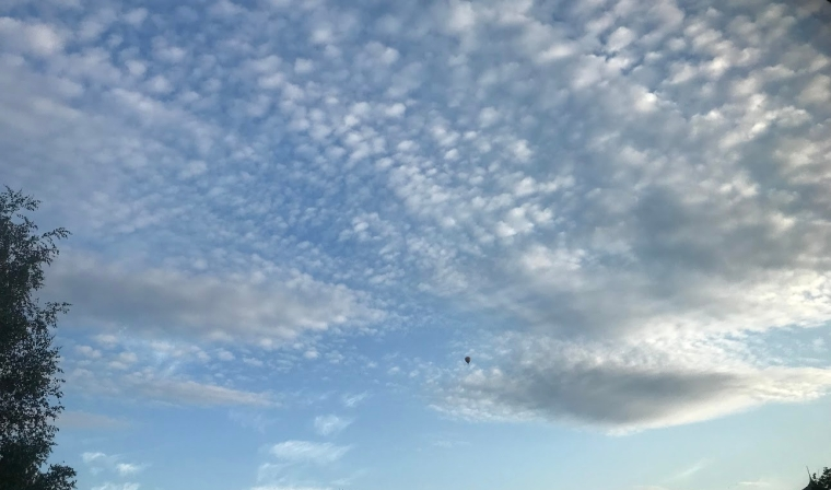 sky and I